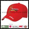 2014 promotion baseball cap 6 panel cap sandwich cap