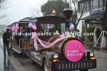 2798cc,92KW,40 Passenger Loading Popular Theme Park Train for Ceremony & Kids Fun