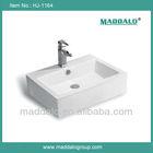 New contemporary Porcelain ceramic artistic bathroom basin vessel sink vanity bowl