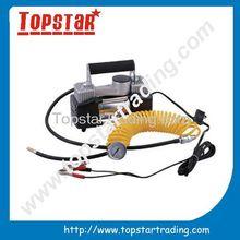 Metal body car mini air compressor