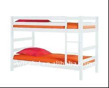 ( WJZ-B34) solid pine wood bunk children bedroom