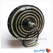 COOL!!! CE-approved 48v 1000w electric wheel hub motor