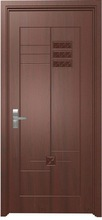 WPC Solid Wood Doors Entry M824