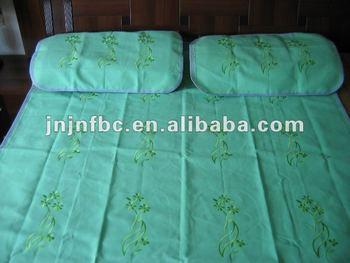 Cotton canvas summer mat