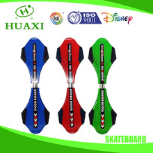 New Style Children Plastic Skateboard