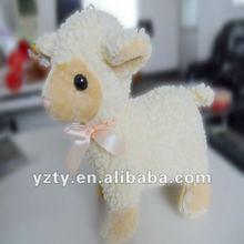 factory supply cute sheep plush toys ,lamb toys