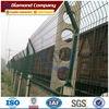 welded model railway fences