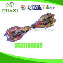 2 wheels new skateboard
