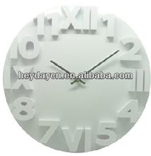 3D wall clock (HB-185)