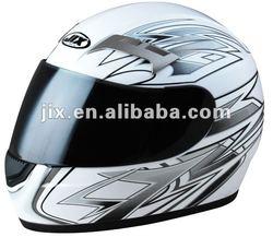 ECE/DOT standarder 2014 motorcycle full face helmet unique motorcycle helmet JX-A5009