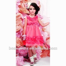 2012 best-selling fashion birthday dress for children