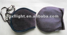 2013 new style travel/airline /hotel cotton eyeshade