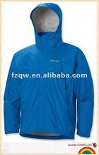 Fashionable new design outdoor rain jacket
