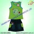 Ropa de niños de verano fijó nueva diseño para 2013
