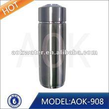 2012 hot sale portable stainless steel alkaline water ionizer