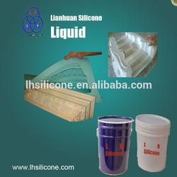 Liquid Rtv Silicon For Mold Making Of Concrete,Statue,Stone
