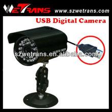 WETRANS Security USB cctv camera with remote operating sofeware