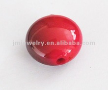 red 14mm 16mm 18mm beads, Plating UV beads