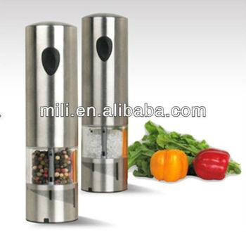 Electric Salt and Pepper Grinder