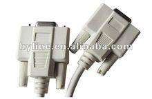 VGA to VGA two monitors Adapter VGA Y-Split Cable M / F
