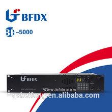Big power! BF-5000 50W mobile radio UHF/VHF repeater with Scrambler