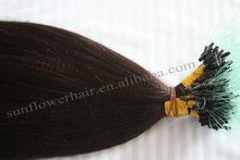 Brazilian loop ring /microring hair extension