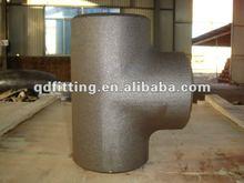 CS ANSI B 16.9 ASTM A234 GR WPB Straight tee