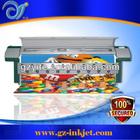 3.2m large solvent printer FY-3208H Infinity (spt head printer)