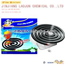 Effective non smoke black mosquito coils/mosquito repellent