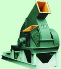 durable high efficiency drum wood chipper