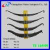 Heavy duty truck leaf springs
