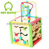 colorful wooden beads toys for baby