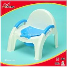 Plastic baby potty chair/baby potty toilet seat/kids potty training