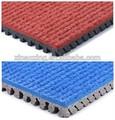 Huadogtrack, Iaaf certificado, Prefabricada de goma pista de atletismo, Prefabricada goma superficie de la pista