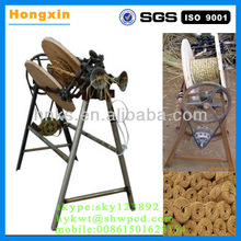 Diameter 3mm-30mm rope machine, rope winding machine,rope making machine