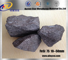 Mainly export to Japan and Korea anyang factory ferro silicon 75