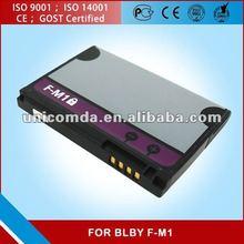 Unicomda Mobile Phone F-M1 Battery for Blackberry 9100/9105