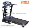 utilizado para el hogar caminadora motorizada walker equipo de ejercicio