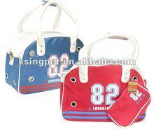 82 Nylon sports pet bag/dog carrier
