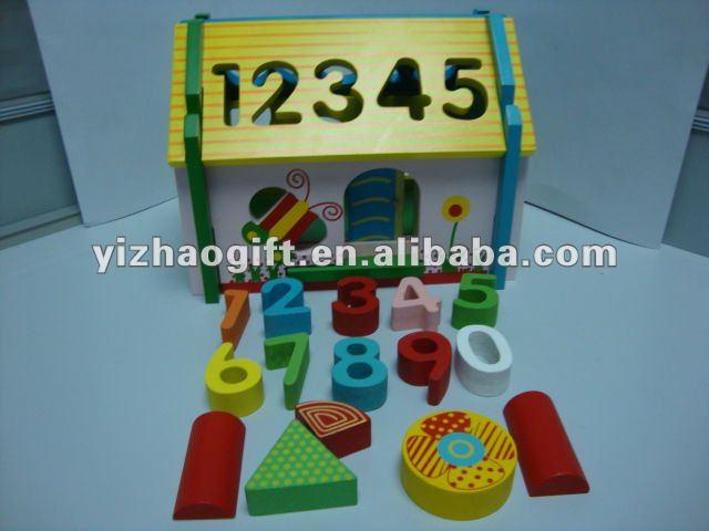 venda quente da moda popular madeira brinquedos para crianças