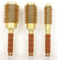 pure boar briste hair brushes