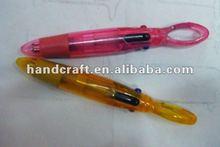 folding ballpoint pen