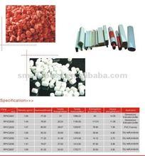 pvc, plastic raw material, pvc granule for extrusion profile