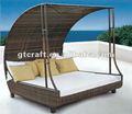 synthetischen pe rattan doppelliege das beste finden synthetischen pe rattan doppelliege bei. Black Bedroom Furniture Sets. Home Design Ideas