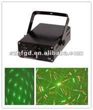 160mw mini rg DMX512 stage decoration Firefly Bubbles laser light