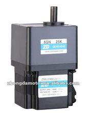 300 watt dc BLDC motor with gearbox