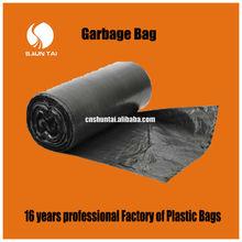 free sample PE gathering garbage raw material for plastic bags
