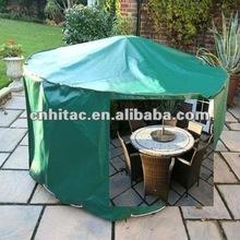 Waterproof Circular Garden Patio Table Cover,Garden Furniture Cover
