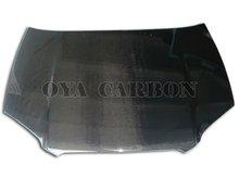 Carbon Fiber Car Parts Front Hood for Audi A4