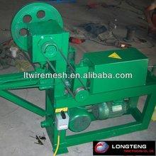 cutting machine/binding wire making machine exported Indonesia